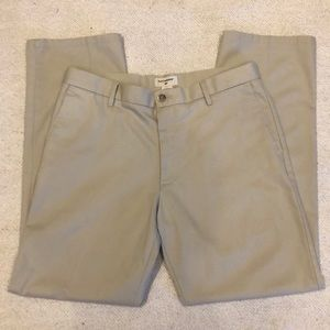 Dockers straight fit pants size 34x32